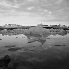 Icebergs, Jkulsrln, Southern Iceland by k8em