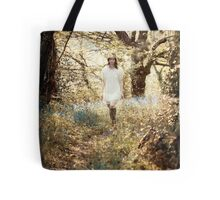 Queen of the woods Tote Bag