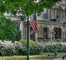 Memorial Day Street by vigor