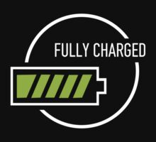 Fully Charged by wired