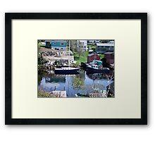 Herring Cove Framed Print