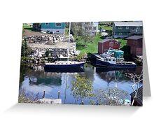 Herring Cove Greeting Card