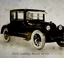 1920 Cadillac by garts