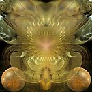 Compassionate by Craig Hitchens - Spiritual Digital Art