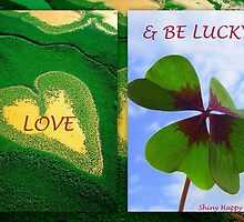 Love and be LUCKY :) by ©The Creative  Minds