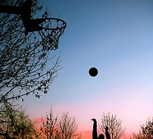 Hoops. by Rob Cheeseman