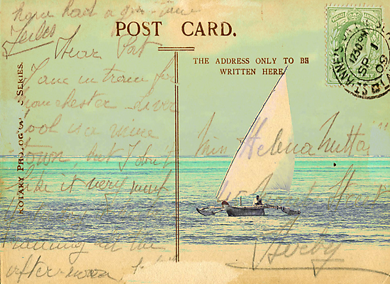 Sail Away by Sarah Vernon
