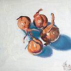 Foursome by Helen Imogen Field
