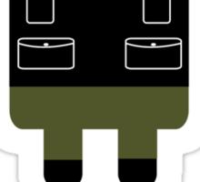 Droidarmy: Jack O'Neill Sticker