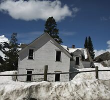 """  Cooke City - 3  "" by fortner"