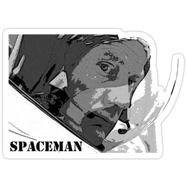 Spaceman by Milkmaid
