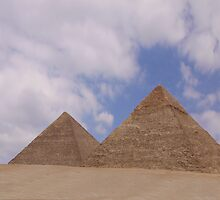 The Pyramids by paulgranahan