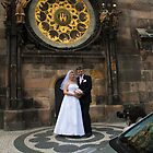 Wedding in Wenceslas  Square by Elaine123