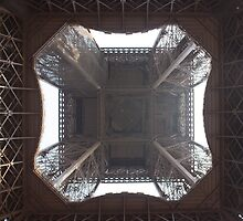 Under the Eiffel Tower by Martyn Baker | Martyn Baker Photography