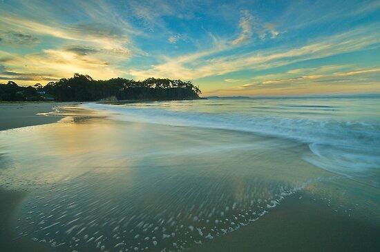 Adventure Bay Sunset, Bruny Island, Tasmania by PC1134