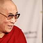 H.H., the 14th Dalai Lama by Kate Purdy