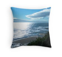 Waters Edge Morning Throw Pillow
