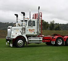 WesternStar - by Templar Contracting Tasmania by PaulWJewell