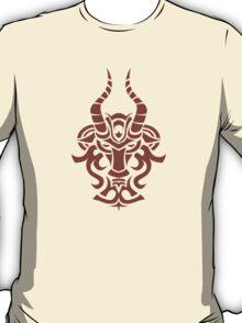 Zodiac Sign Capricorn Brown T-Shirt