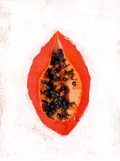 Papaya by Mark Skay