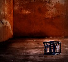 Milk Crate by TeaRose