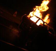 fire- car show ashington by vickyt92