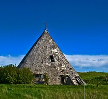 Not a Tipi nor an A-frame, but definitely a fixer-upper by Bryan D. Spellman