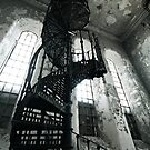 Helical Stairs by Richard Pitman