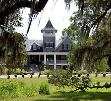 The Magnolia Plantation by JackieSmith