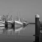 Fishing boats by Steve winters Photography
