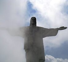 Christ the Redeemer by freebooter
