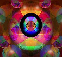 Magic Orbs by Lynda Lehmann