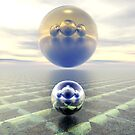 Five Spheres by Hugh Fathers
