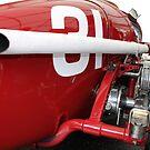 Car: Alfa Romeo Tipo B P3.  by Carole-Anne