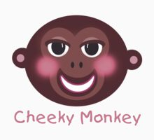 Cheeky Monkey by Lara Bakes-Denman