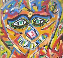 Mexican EyeLASH by LizzOnCardboard