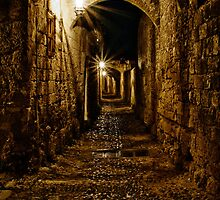 Rhodes Old Town by SusannaSaunders