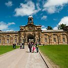 The Stables - Chatsworth House by John Hare