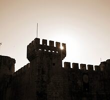 Kamerlengo Castle by RedFlavourArt