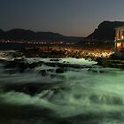 Slow Moving - Kalk Bay Nights by VariableVisions