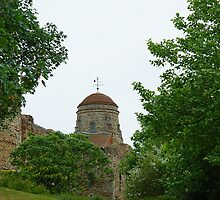 Colchester Castle by KAGPhotography