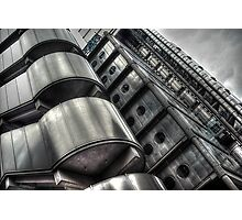 Lloyds of London Photographic Print