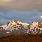 Mt. Shasta by kevmarcn