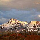 Mt. Shasta by kevmarcn
