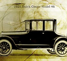 1921 Buick Coupe by garts