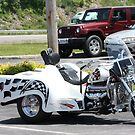 Car/Motorcycle by Cathy Cale