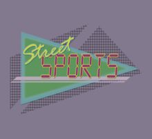 Street Sports 1985 by RickShithouse