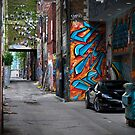 ZR1 - Graffiti Alley by Rob Smith