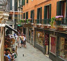 Venice Life by Tamara  Kaylor