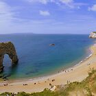 Dorset: Durdle Door by Rob Parsons
